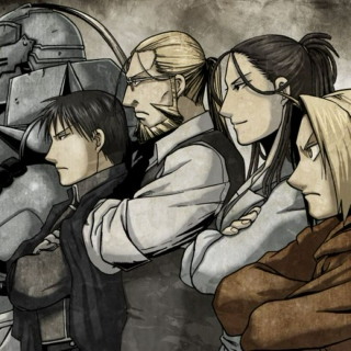 FMA: Brotherhood - The Final Battle