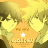 We Are Golden (Red and Green playlist)