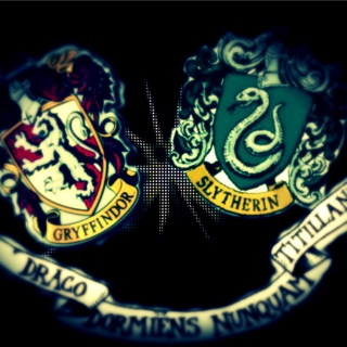 A Slytherin and A Gryffindor