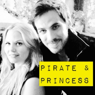 Pirate & Princess