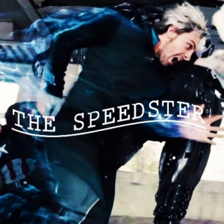 The Speedster // 1 of 2