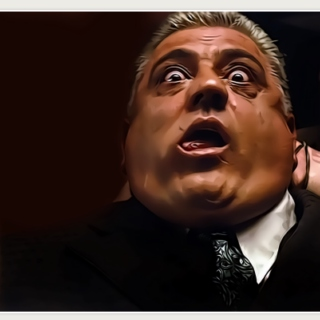 Luca Brasi sleeps with the fishes