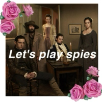 Let's play spies