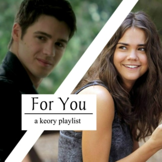 For You - A Keaton/Rory Playlist