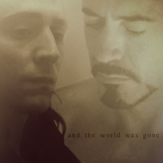 and the world was gone //frostiron fanmix//