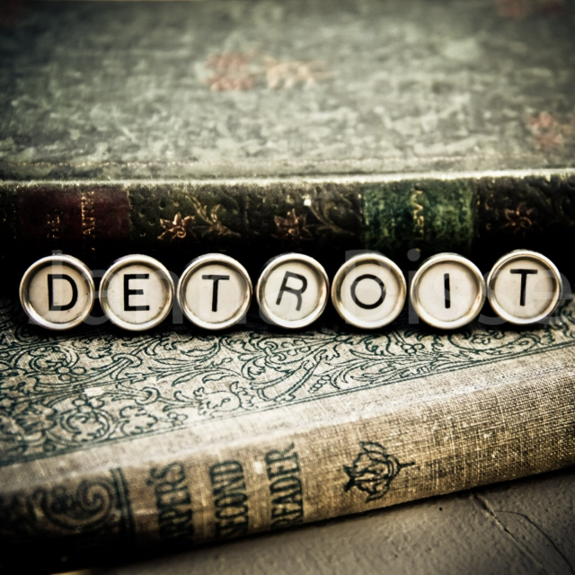 Electric Currents Moving Through - Detroit (Revised & Expanded)