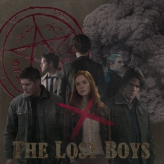 The Lost Boys~SuperWhoLock