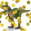 Sparkly Dinosaurs (For Hope)