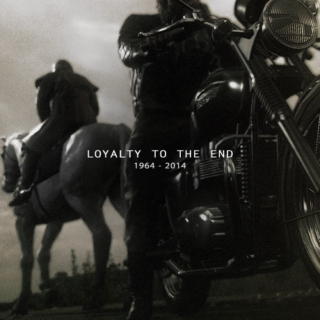 Loyalty to the end