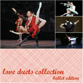 love duets collection: ballet edition
