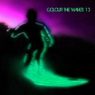 colour the waves 13