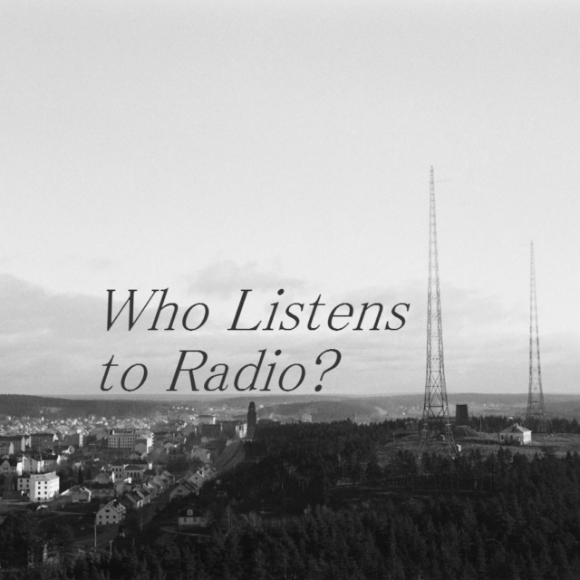 who listens to radio?