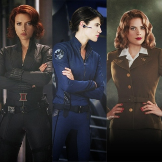 marvel ladies rule