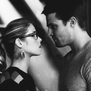 """You'll always be my girl, Felicity"""
