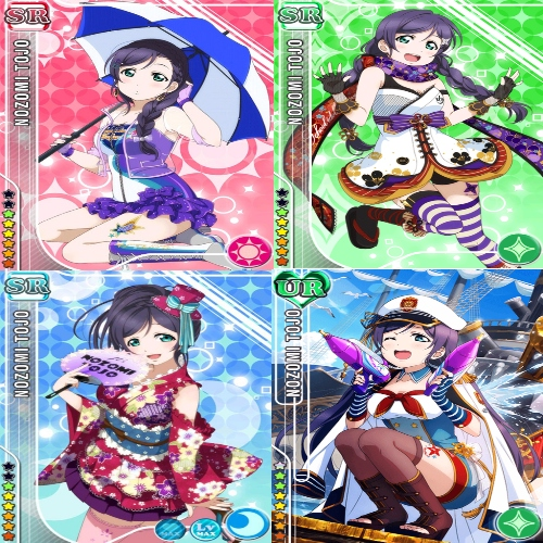 So Your Love Live Girlfriend Is Nozomi...