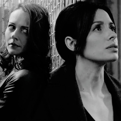 Two Punk Kids Up Against The World [Root x Shaw]