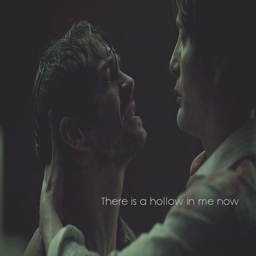 There is a Hollow in Me Now