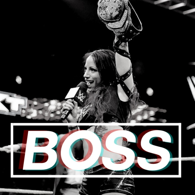 BOSS | Sasha Banks