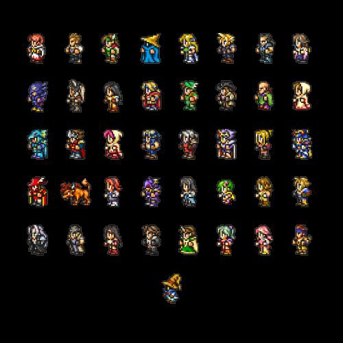 Those Who Fight ~ Final Fantasy Battle Themes Chiptune Remixes ~