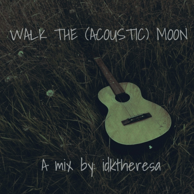 WALK THE (ACOUSTIC) MOON