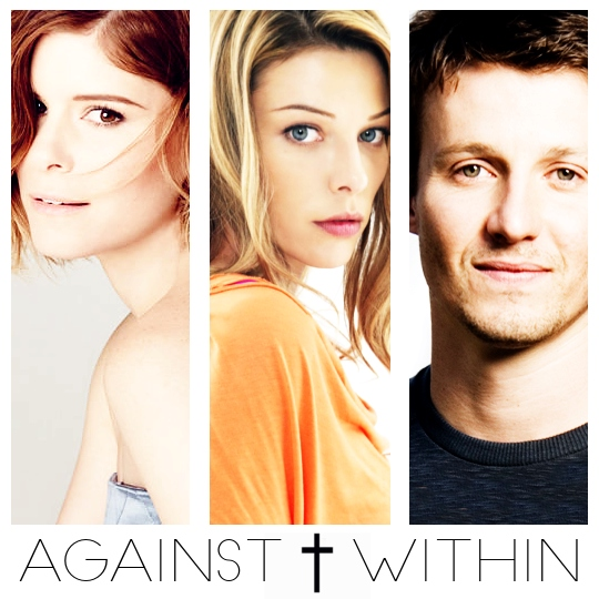 against | within