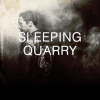 sleeping quarry