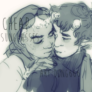 Cheap Sunglasses - A DaveKat Mix