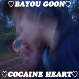 cocaine heart
