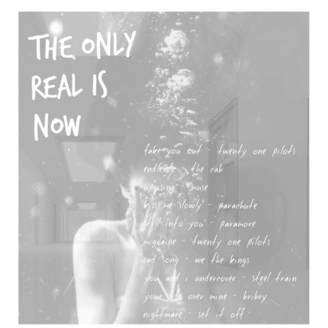 tHe OnLy ReAl Is NoW