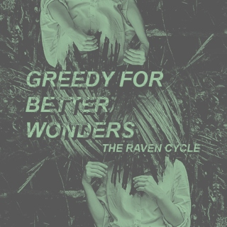 greedy for better wonders
