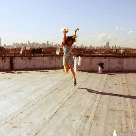 Dancer on the Rooftop