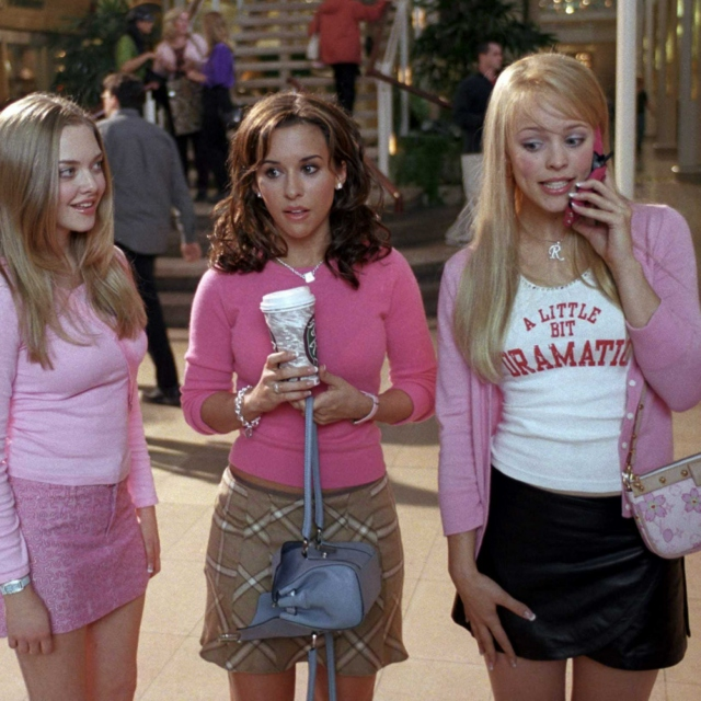 girls of the 2000's