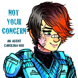 not your concern