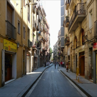 Songs To Walk Around In Barcelona