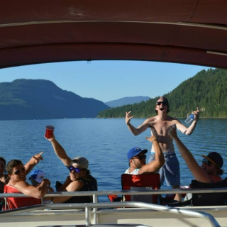 Wake Up, Boat, Drink, Repeat