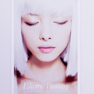 Electric Fantasy (writing mix)