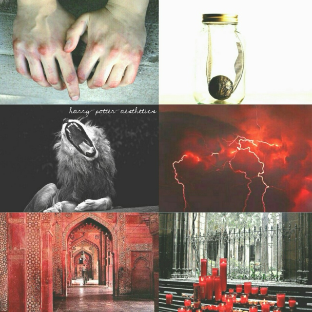 brave at heart [gryffindor fanmix]