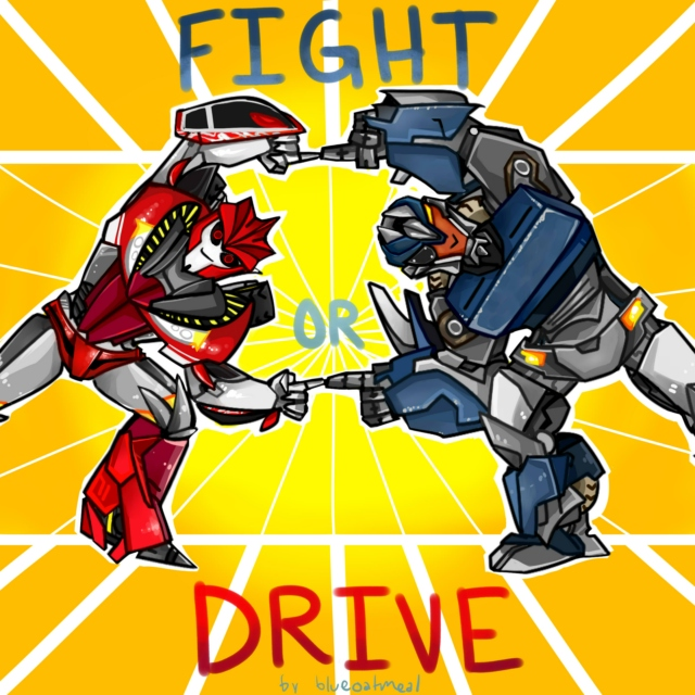 Fight or Drive