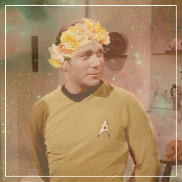 What would captain James T. Kirk do?