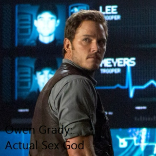 owen grady: sex god