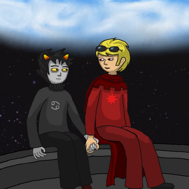 I'll be there to hold your hand - a davekat fanmix