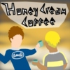 Honey Cream Coffee