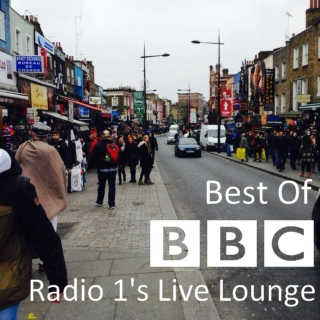 BEST OF BBC RADIO 1'S LIVE LOUNGE