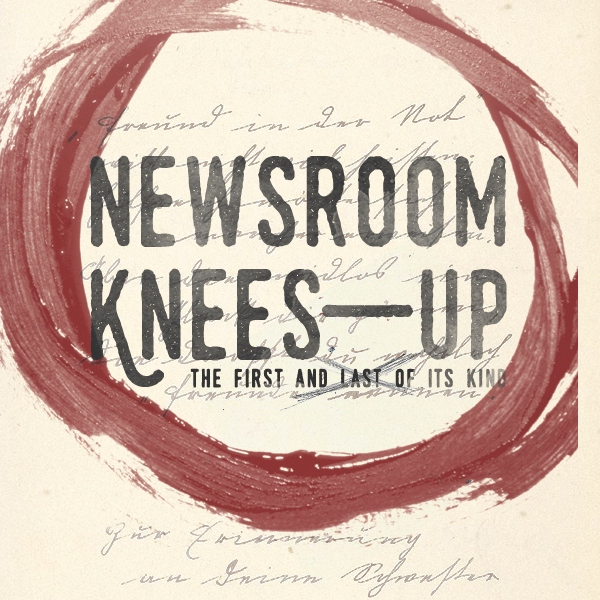 newsroom knees-up (a witchy business party)