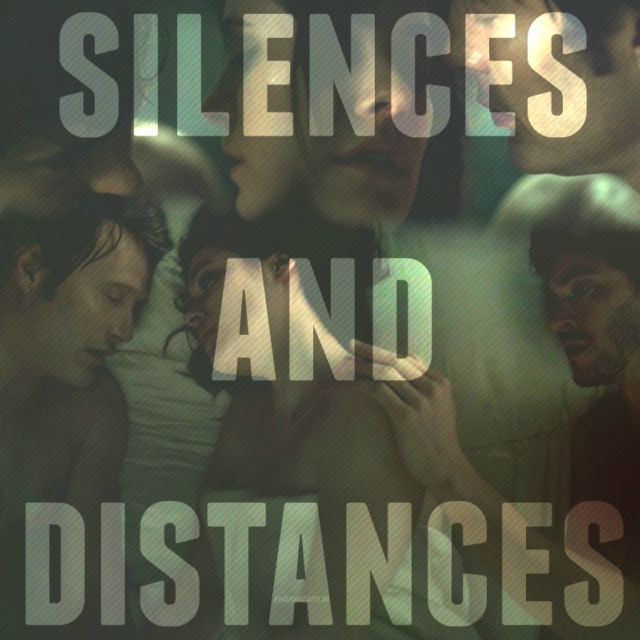 Silences and Distances