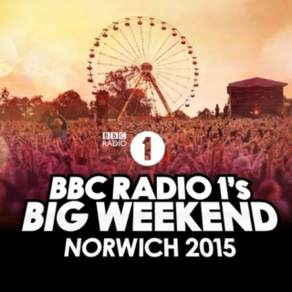 Big Weekend 2015