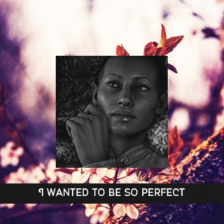 I Wanted To Be So Perfect