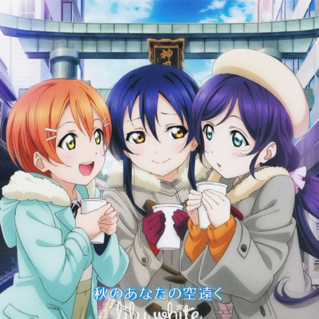 Lily white ★ love live