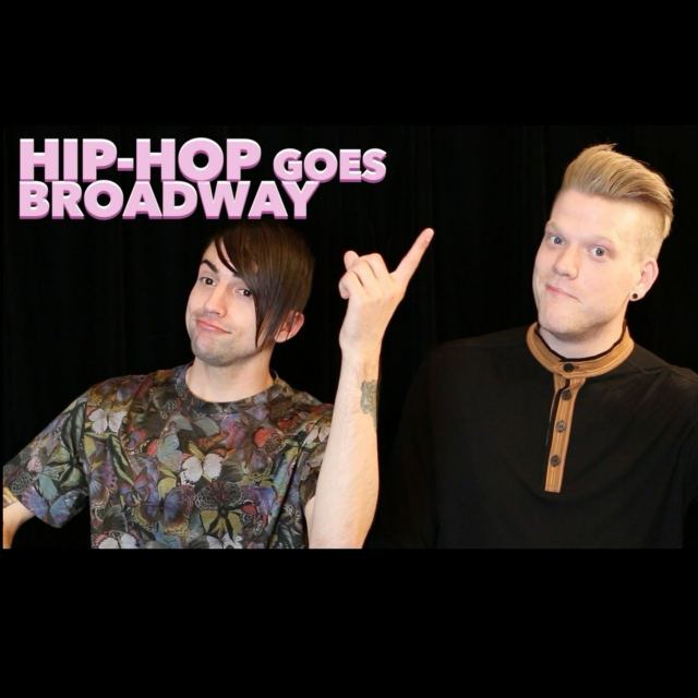 hip-hop goes broadway