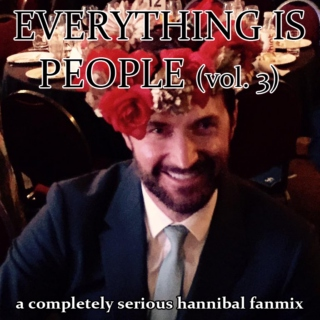 EVERYTHING IS PEOPLE vol. 3